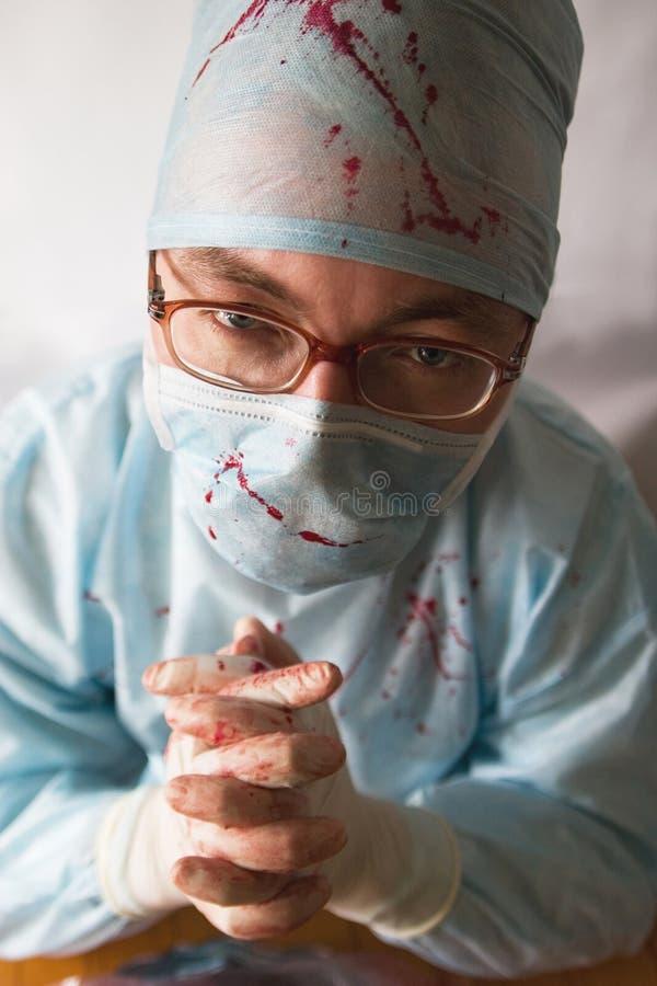 επίκληση γιατρών στοκ φωτογραφία με δικαίωμα ελεύθερης χρήσης