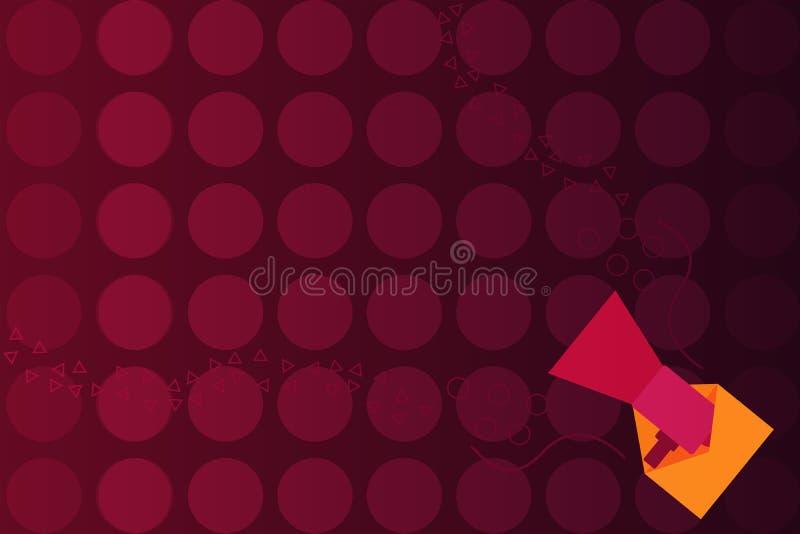 Επίπεδο κενό πρότυπο επιχειρησιακής διανυσματικό απεικόνισης σχεδίου για το σχεδιάγραμμα για την απόδειξη ανοικτό Enve αφισών προ απεικόνιση αποθεμάτων