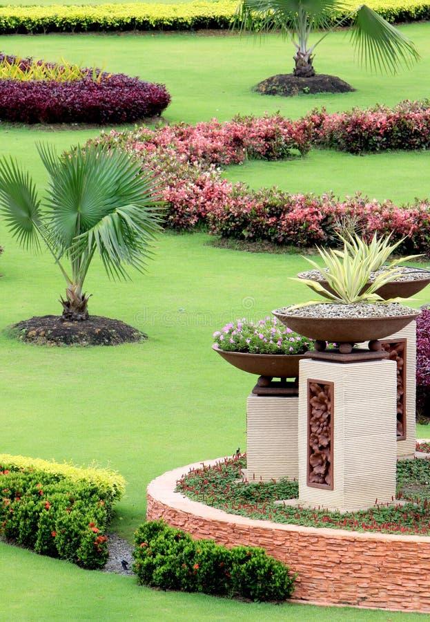 επίσημος κήπος στοκ εικόνα