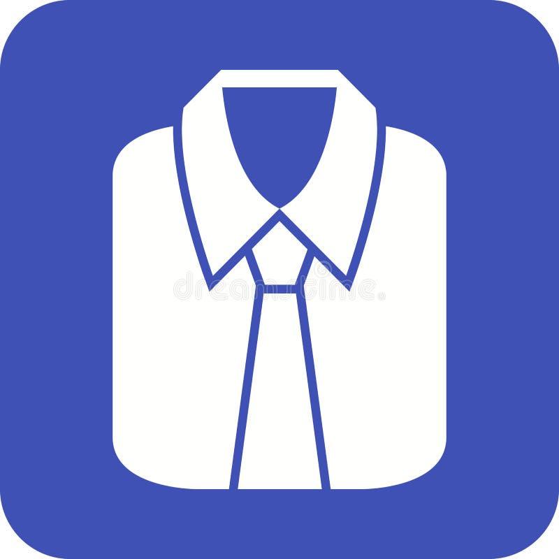 επίσημο πουκάμισο ελεύθερη απεικόνιση δικαιώματος