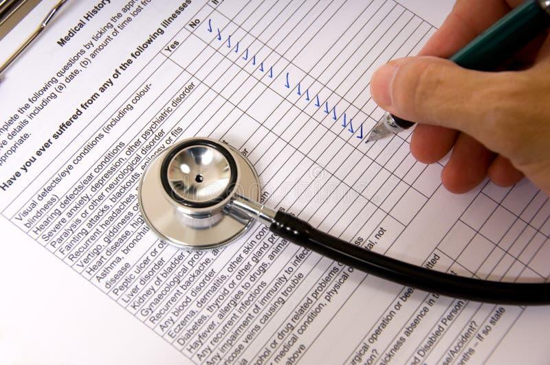 επίσκεψη γραφείων s γιατρών στοκ φωτογραφίες με δικαίωμα ελεύθερης χρήσης