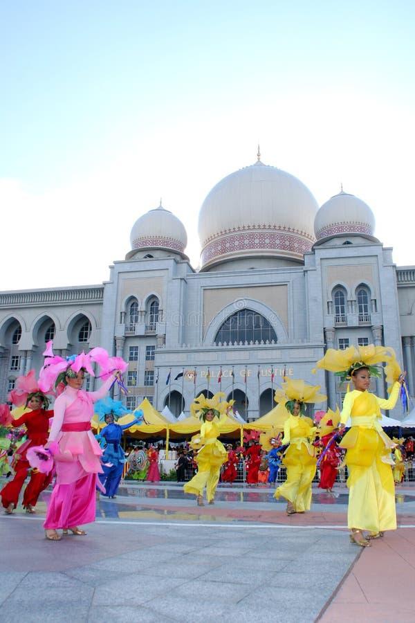 επίσκεψη της Μαλαισίας α στοκ εικόνα