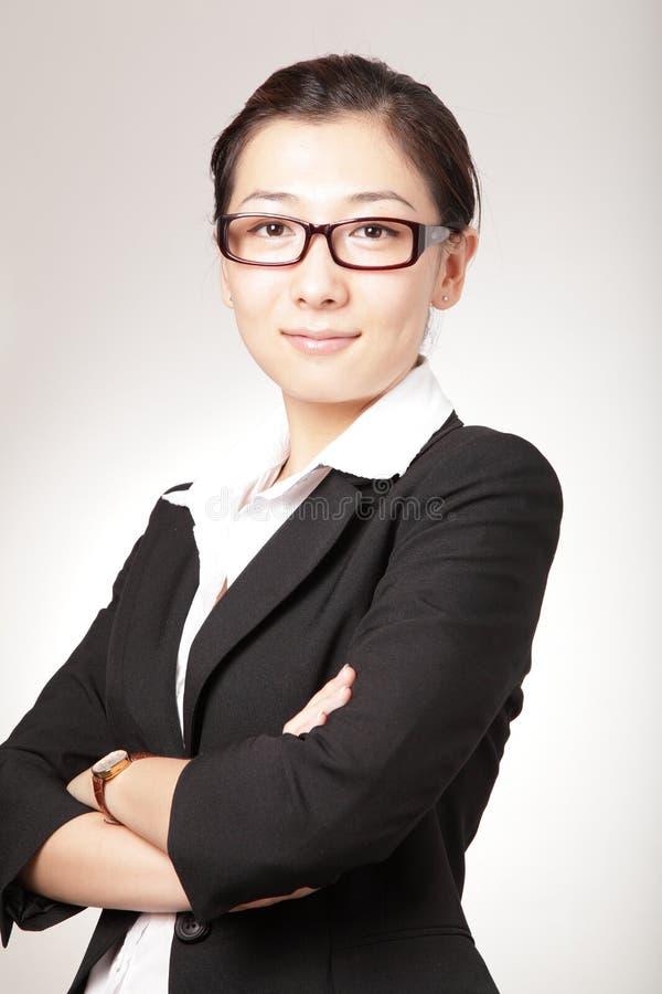 επαγγελματίας γυναικ&epsil στοκ φωτογραφία