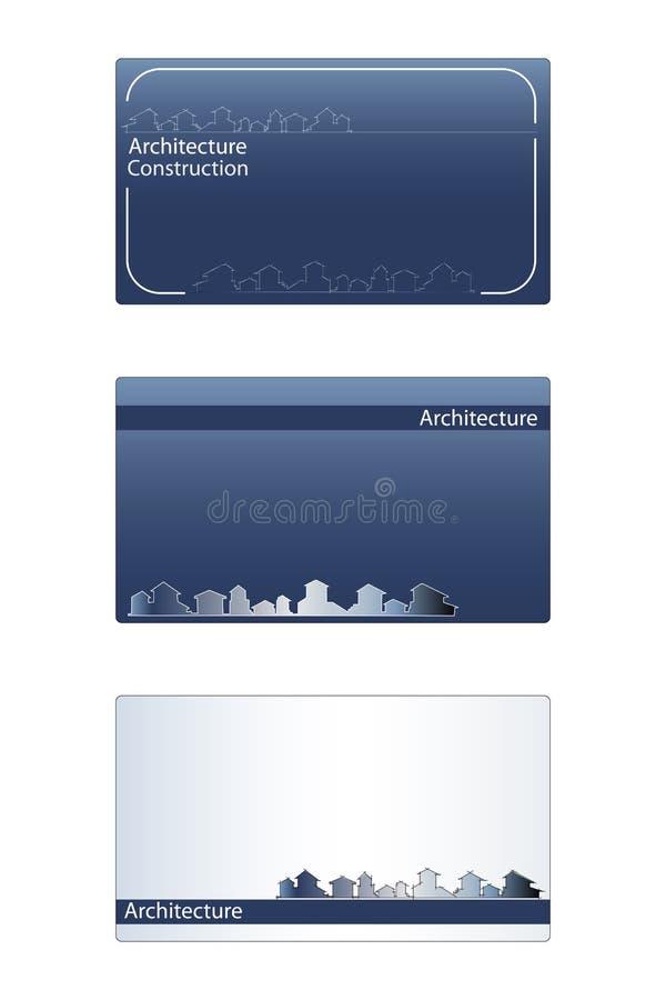 επαγγελματική κάρτα 06 απεικόνιση αποθεμάτων