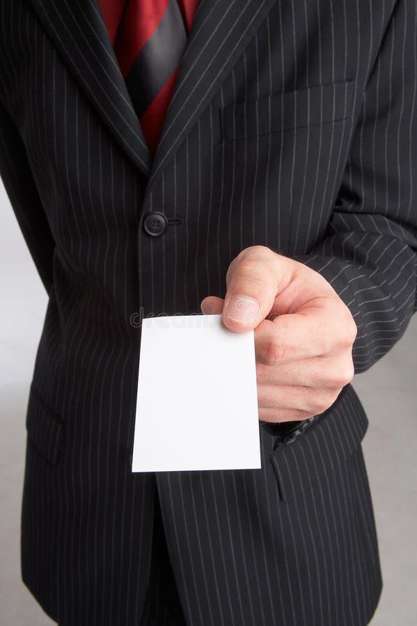 επαγγελματική κάρτα στοκ εικόνες