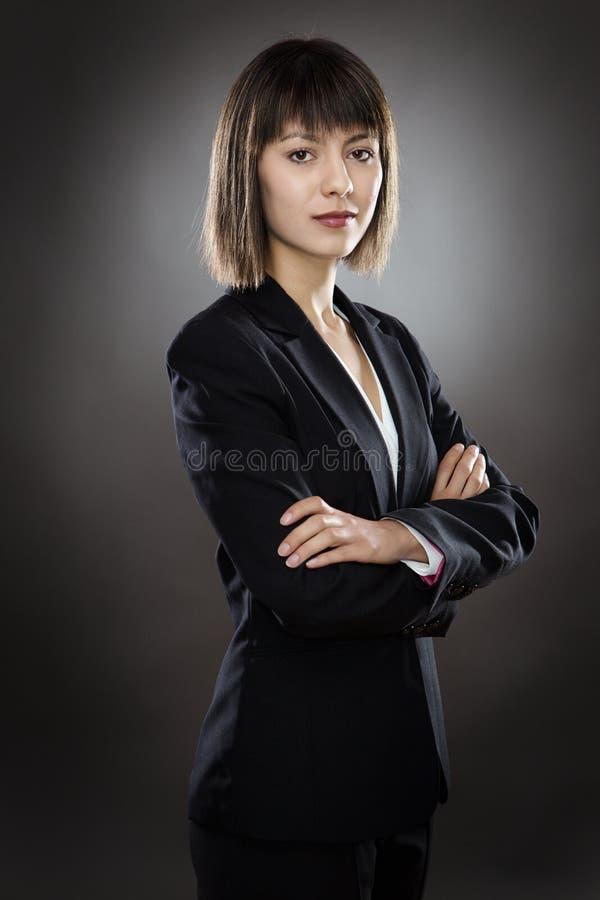 Επαγγελματική επιχειρησιακή γυναίκα στοκ φωτογραφίες με δικαίωμα ελεύθερης χρήσης