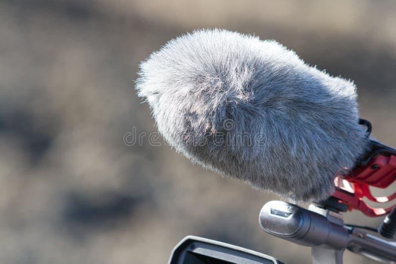 Επαγγελματικό βίντεο camcorder στοκ εικόνες