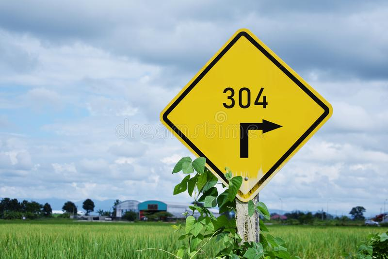 304 επαναπροσανατολίστε τον κώδικα θέσης HTTP στοκ φωτογραφία