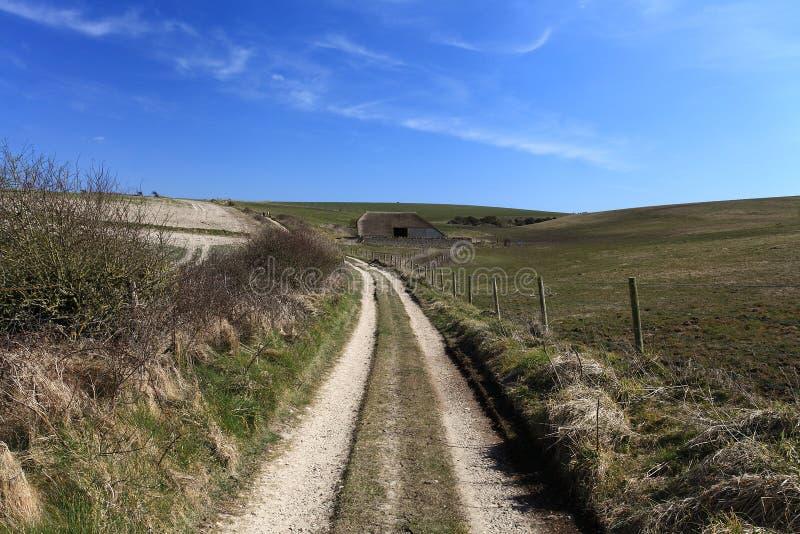 Επαρχία Αγγλία του Dorset στοκ φωτογραφίες με δικαίωμα ελεύθερης χρήσης
