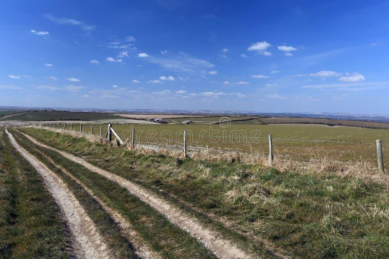 Επαρχία Αγγλία του Dorset στοκ εικόνα με δικαίωμα ελεύθερης χρήσης