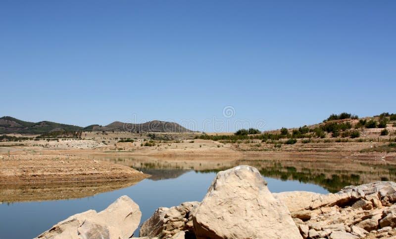 επαρχία Ισπανία της Μάλαγα& στοκ φωτογραφίες