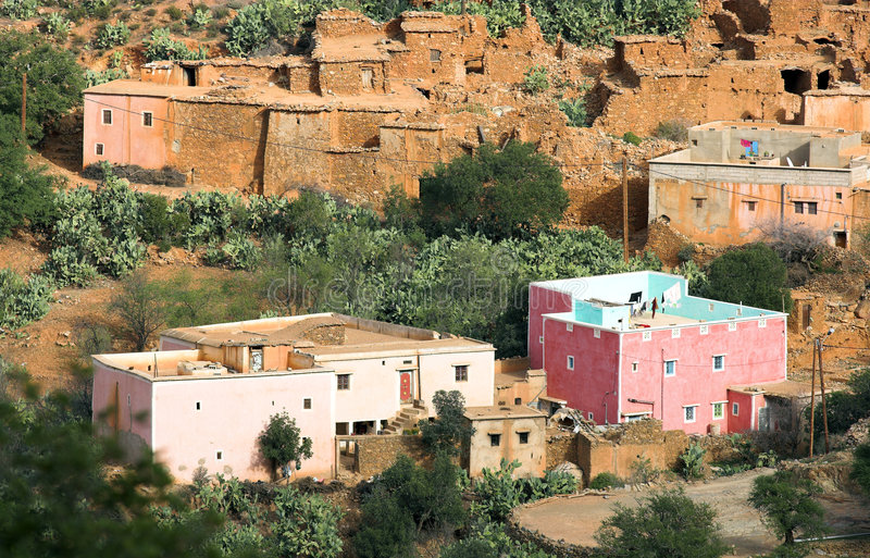 επαρχία Μαρόκο στοκ εικόνες με δικαίωμα ελεύθερης χρήσης
