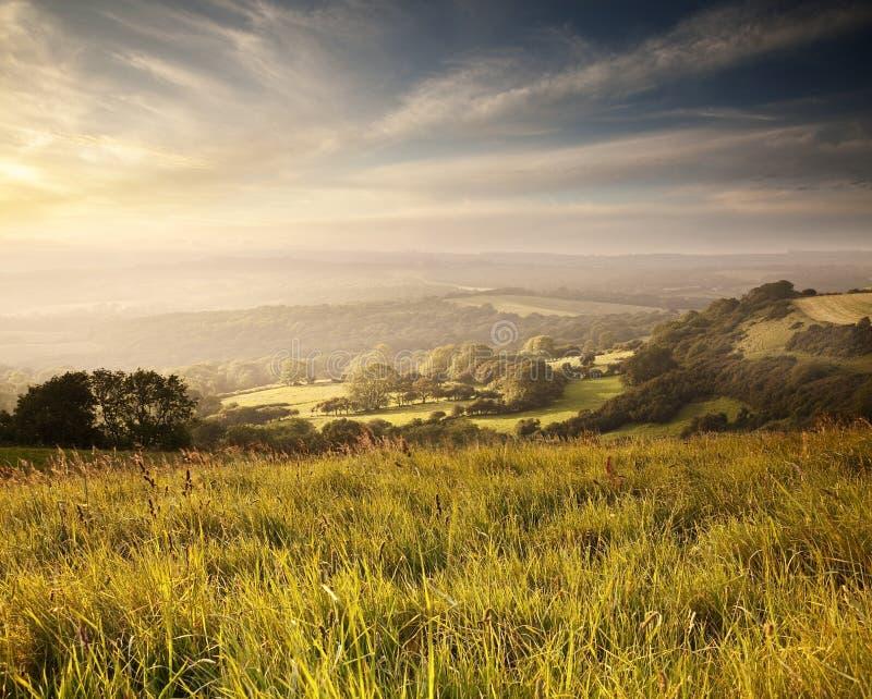 Επαρχία του Dorset στοκ φωτογραφία με δικαίωμα ελεύθερης χρήσης