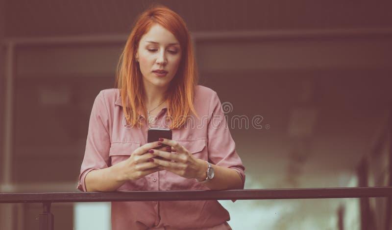 Επαφή με τους πελάτες στοκ φωτογραφία με δικαίωμα ελεύθερης χρήσης