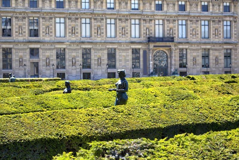Επεκτατικός, 17ος επίσημος κήπος στοκ φωτογραφία με δικαίωμα ελεύθερης χρήσης