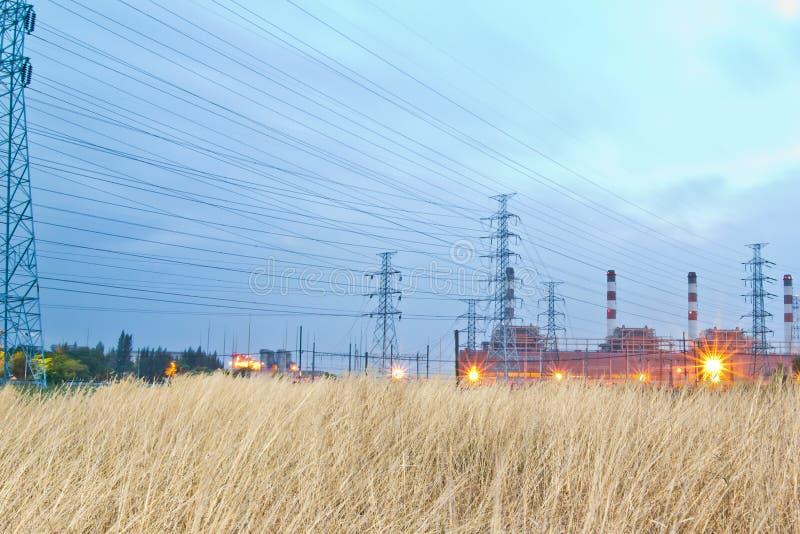επεξεργασία αερίου ερ&gamm στοκ φωτογραφία με δικαίωμα ελεύθερης χρήσης