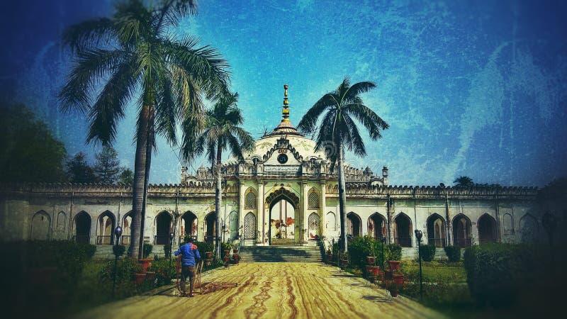 Επεξεργασθείσα φωτογραφία του shahnajaf Lucknow Ινδία στοκ εικόνες με δικαίωμα ελεύθερης χρήσης