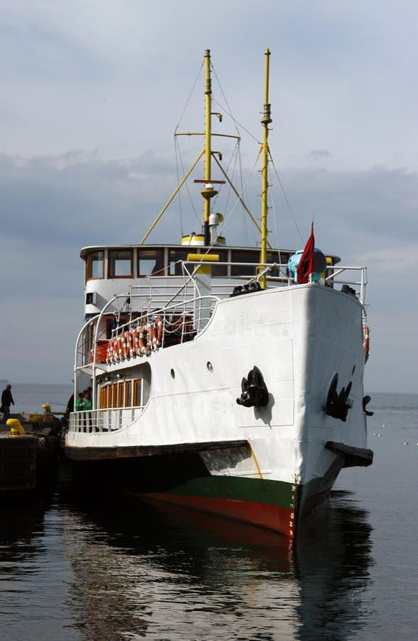 επιβατηγό πλοίο στοκ φωτογραφίες