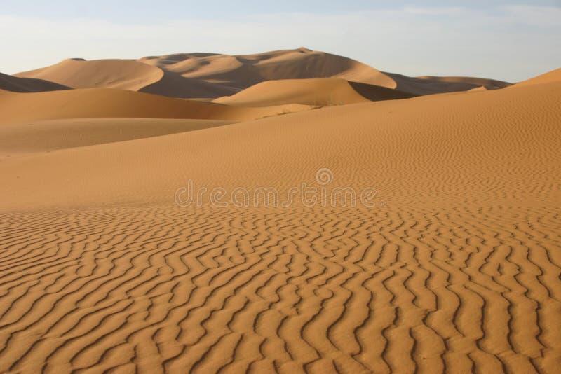 επιδόρπιο Μαρόκο Σαχάρα στοκ εικόνα με δικαίωμα ελεύθερης χρήσης