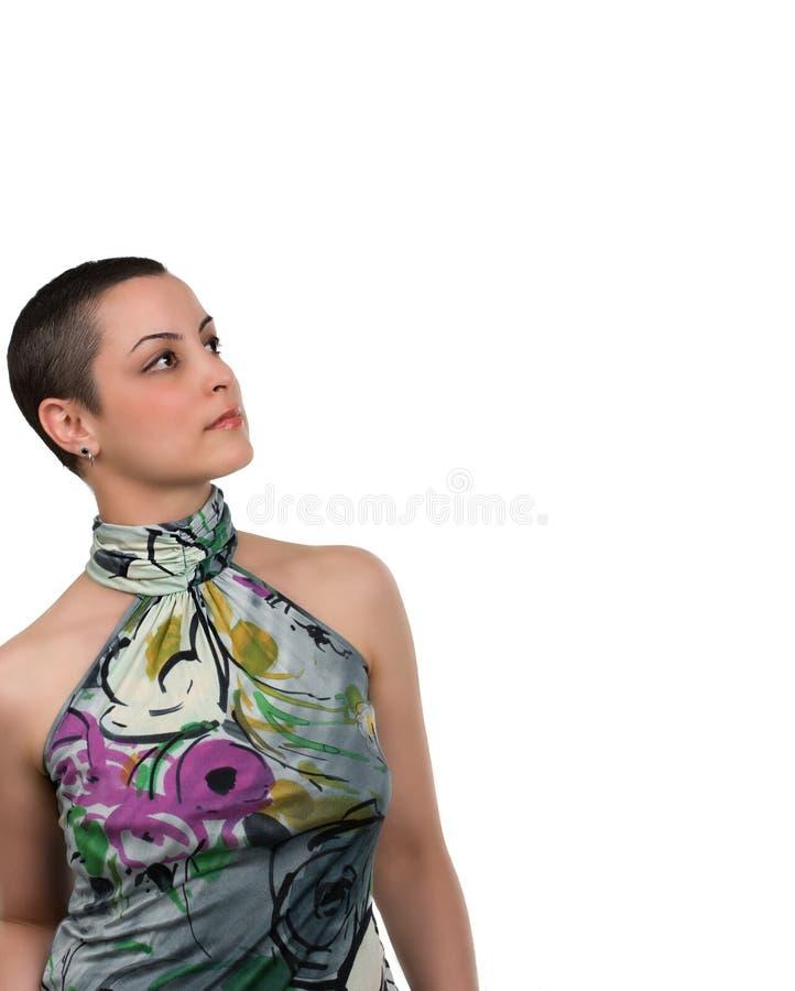 επιζών καρκίνου του μαστ&o στοκ φωτογραφία
