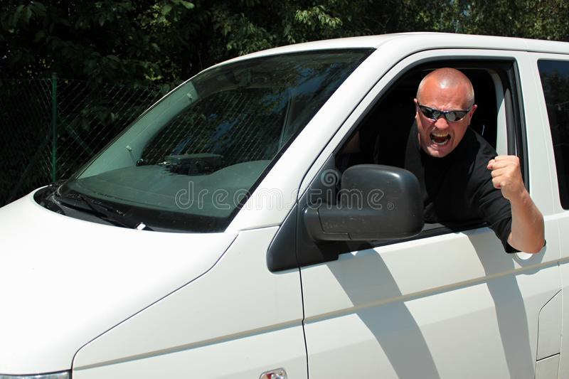 Επιθετικός οδηγός