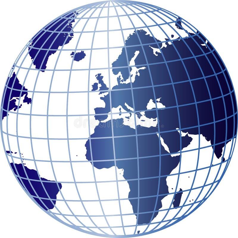 επικάλυψη δικτύου σφαιρ ελεύθερη απεικόνιση δικαιώματος