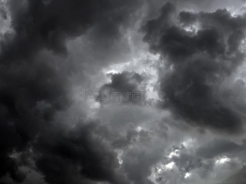 Επικίνδυνη θύελλα στοκ φωτογραφία