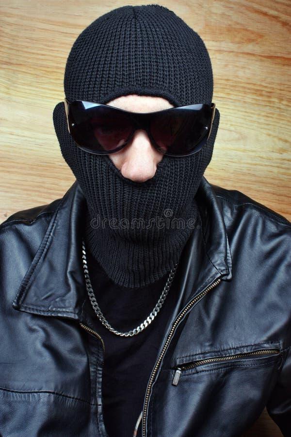 Επικίνδυνος γκάγκστερ στοκ φωτογραφία με δικαίωμα ελεύθερης χρήσης