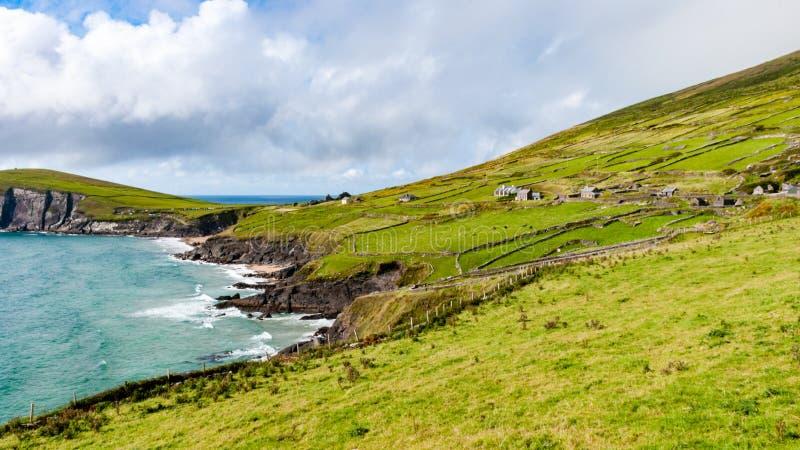 Επικεφαλής σημείο εξέτασης Slea - Ιρλανδία στοκ εικόνα με δικαίωμα ελεύθερης χρήσης