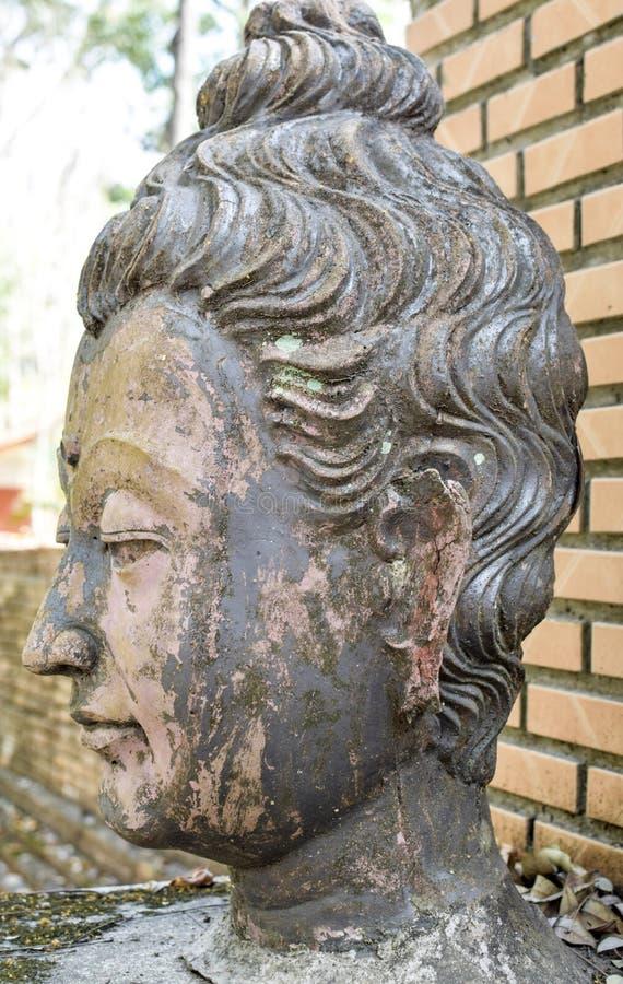 επικεφαλής άγαλμα του Β στοκ εικόνα με δικαίωμα ελεύθερης χρήσης