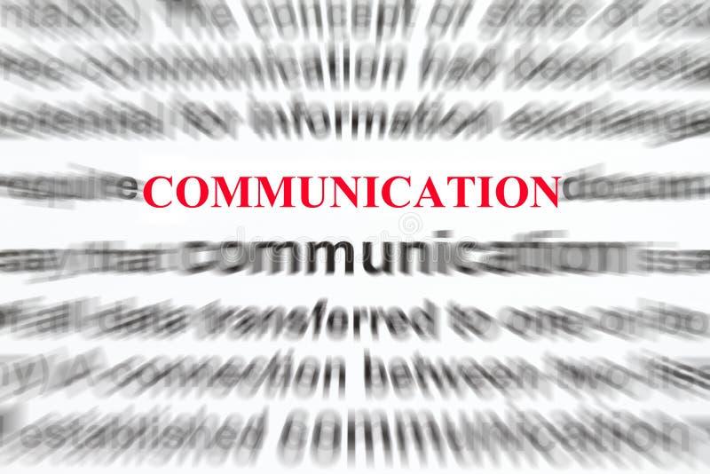 επικοινωνία στοκ εικόνα