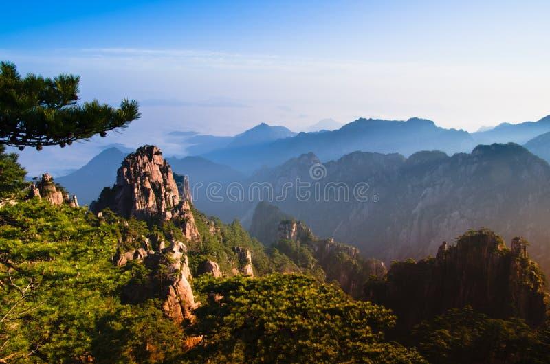 Επικολλήστε huangshan
