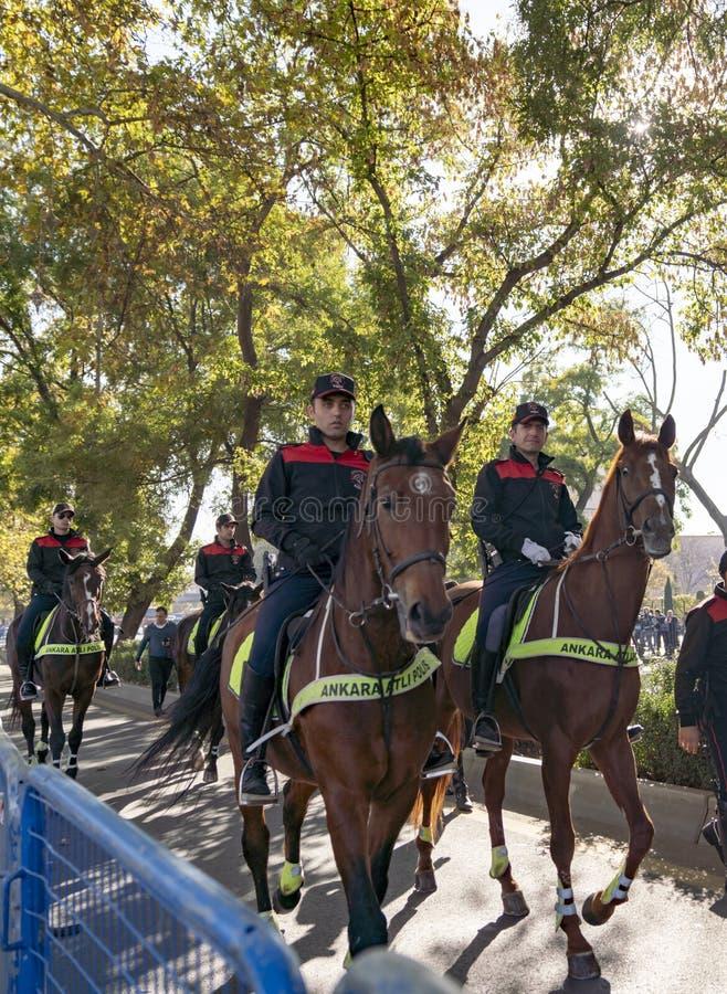 επικολλημένος αστυνομ&i στοκ φωτογραφία με δικαίωμα ελεύθερης χρήσης