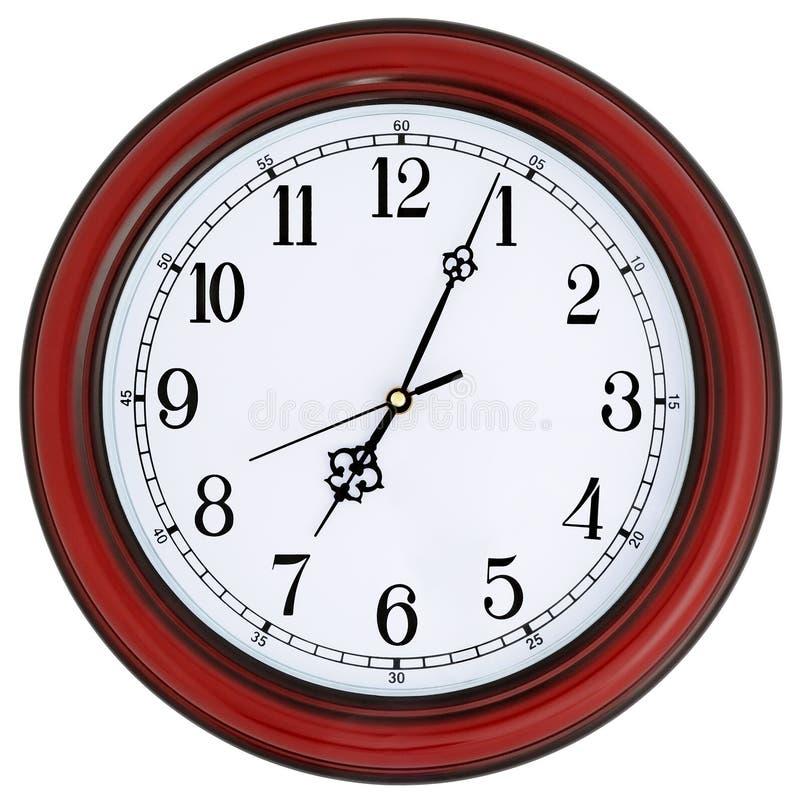 επικολλημένος ρολόι τοί&c στοκ φωτογραφία με δικαίωμα ελεύθερης χρήσης