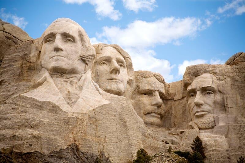 Επικολλήστε Rushmore στοκ εικόνες με δικαίωμα ελεύθερης χρήσης