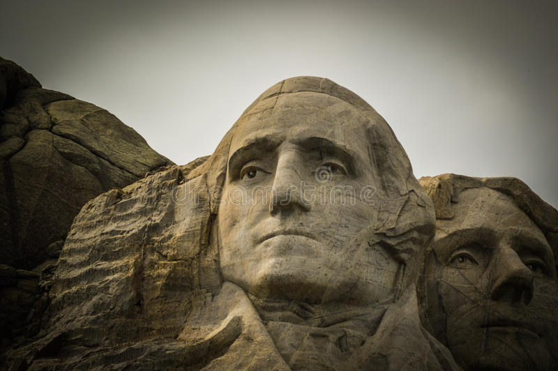 Επικολλήστε Rushmore στοκ εικόνες