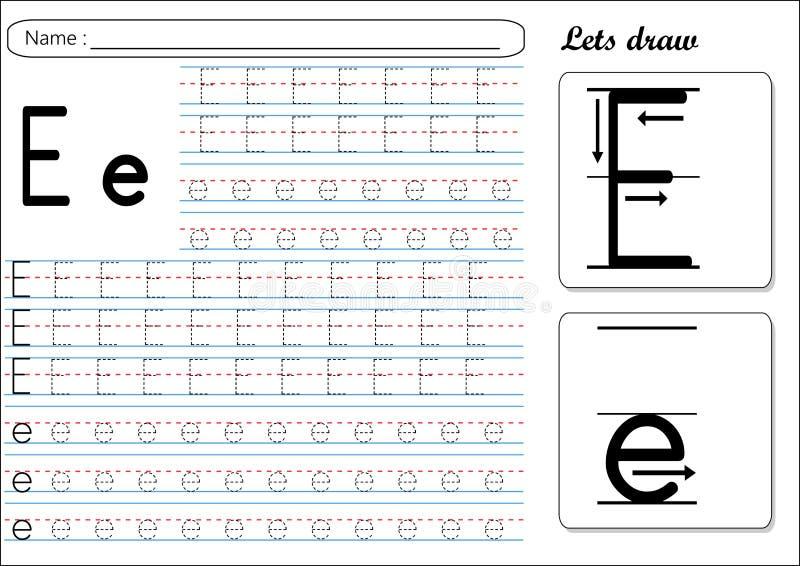 Επισημαίνοντας φύλλο εργασίας - EE διανυσματική απεικόνιση
