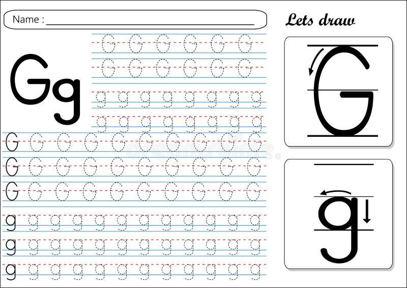 Επισημαίνοντας φύλλο εργασίας - Gg απεικόνιση αποθεμάτων