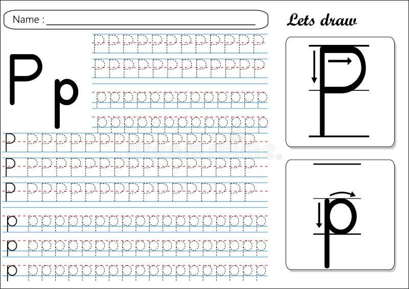 Επισημαίνοντας φύλλο εργασίας - PP απεικόνιση αποθεμάτων
