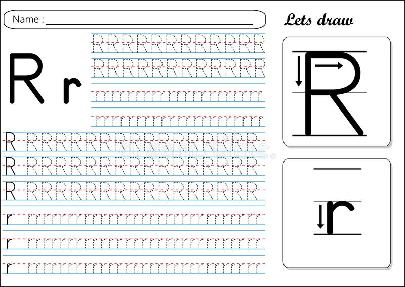 Επισημαίνοντας φύλλο εργασίας - RR απεικόνιση αποθεμάτων