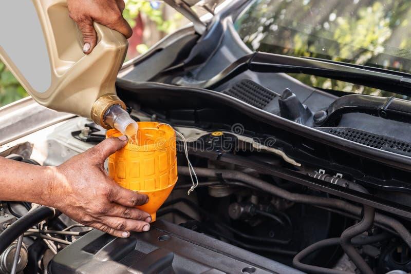Επισκευή αυτοκινήτων βιομηχανική στοκ εικόνα με δικαίωμα ελεύθερης χρήσης