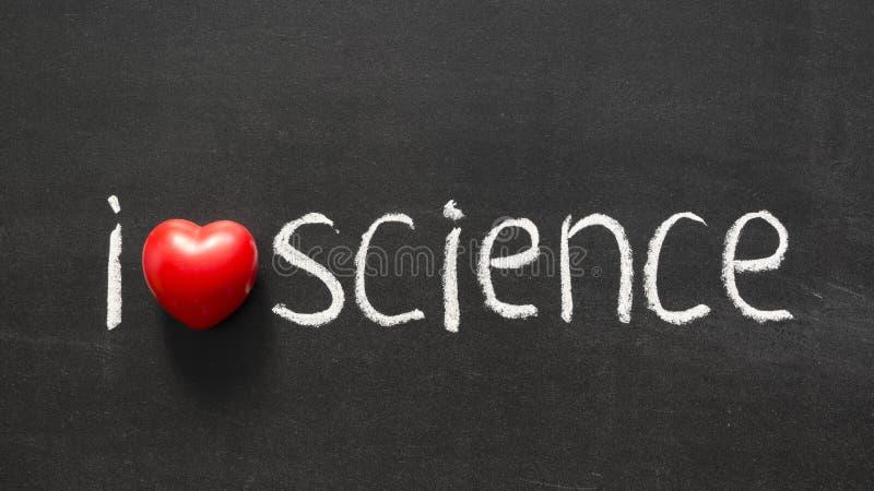 Επιστήμη αγάπης στοκ εικόνα