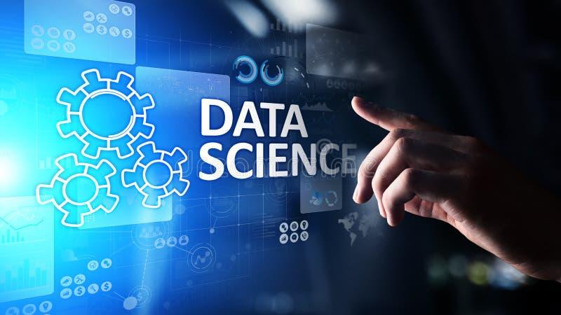 Επιστήμη και βαθιά εκμάθηση στοιχείων Τεχνητή νοημοσύνη, ανάλυση Διαδίκτυο και σύγχρονη έννοια τεχνολογίας στοκ φωτογραφίες