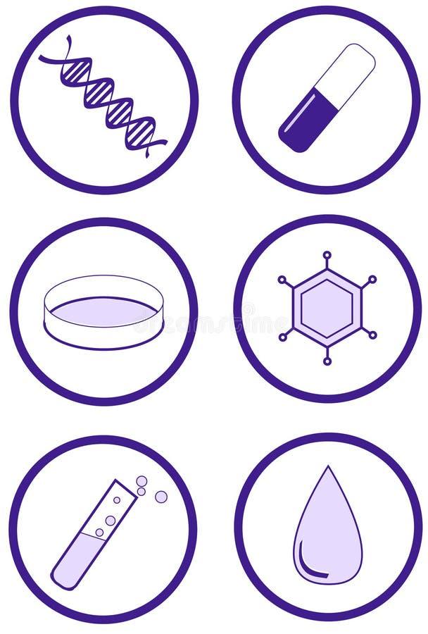 επιστημονική καθορισμένη απεικόνιση αποθεμάτων