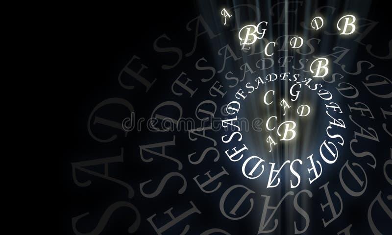 επιστολές ρολογιών απεικόνιση αποθεμάτων
