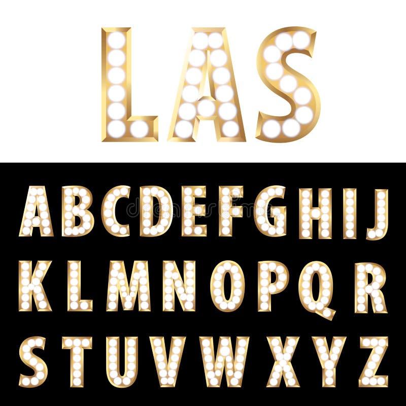 Επιστολές Las ελεύθερη απεικόνιση δικαιώματος
