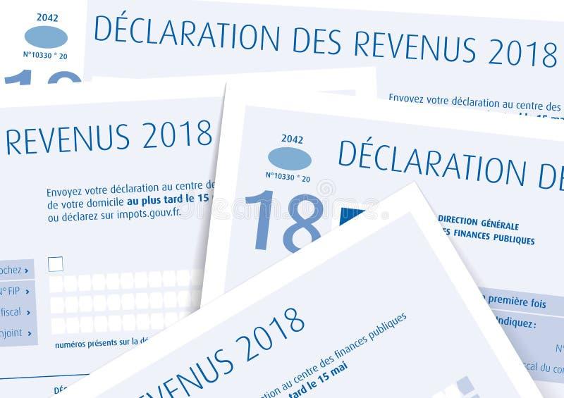 Επιστροφή φόρου εισοδήματος ελεύθερη απεικόνιση δικαιώματος