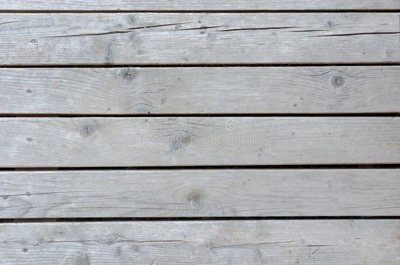 Επιτραπέζια γκρίζα ξύλινη σύσταση στοκ φωτογραφία με δικαίωμα ελεύθερης χρήσης