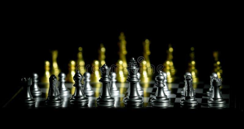 Επιτραπέζιο παιχνίδι σκακιού στοκ φωτογραφία με δικαίωμα ελεύθερης χρήσης