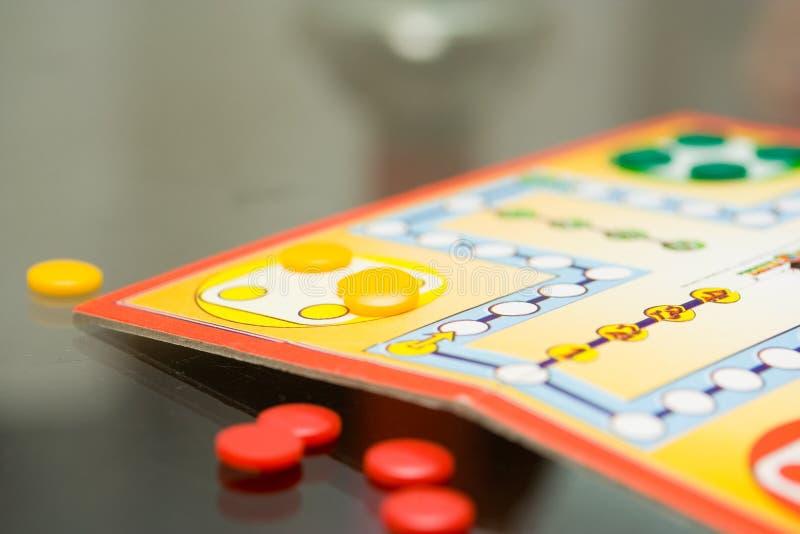 επιτραπέζιο παιχνίδι στοκ εικόνα